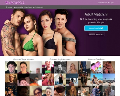 AdultMatch.nl