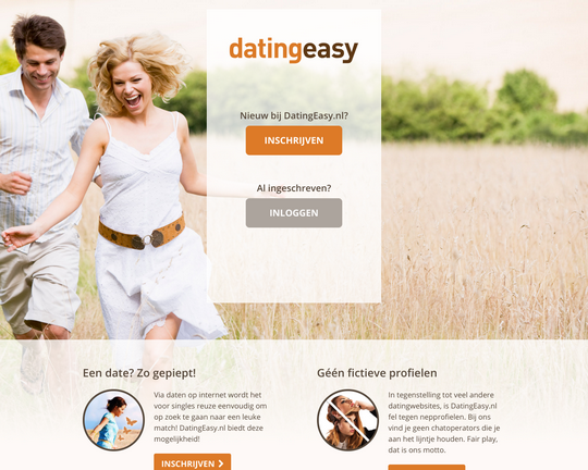 DatingEasy.nl Logo