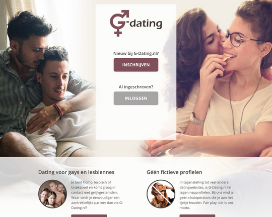 Guys-Dating.nl Logo